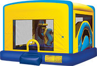 4 in 1 Bounce house